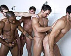 The big guns for a real balls to the hot wall orgy