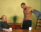 Sly and Jordano had always been best buds, but had never hooked up because Jordano is straight xxx gay male interracial