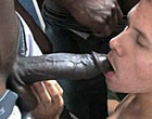 The lewd straight guy getting huge black gay cock