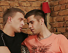 Rookie guys Kiko and Dominik are a pair of struggling DJ's who are about to turn more than just tables gay hunk gay